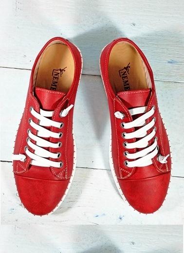 Nemesis Shoes Ayakkabı Kırmızı